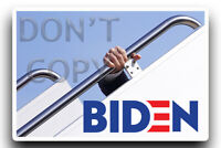 STICKER BIDEN FALL MAGA  DECAL 5x4 TRUMP