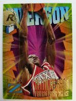 1996 96-97 Skybox Z-Force Allen Iverson Rookie RC #151, 76ers, The Answer, HOF !