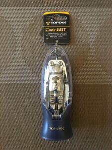 TOPEAK ChainBOT/Droid Chain Tool - Silver - NEW