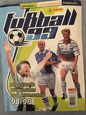 Panini Fußball Bundesliga Saison 98/99 - 10 Bilder auswählen - TOP Sticker RAR