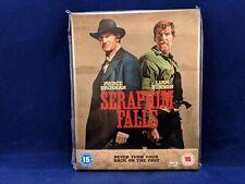 SERAPHIM FALLS Steelbook Bluray Pierce Brosnan Liam Neeson Western DVD
