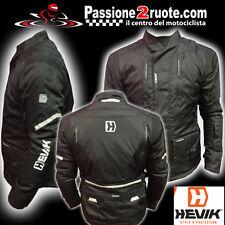 Jacket Hevik shamal black Bmw G F 650 700 800 R 80 1100 1150 1200 Gs