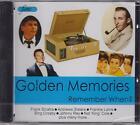 GOLDEN MEMORIES - VARIOUS ARTISTS - CD - NEW -