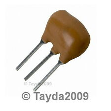 5 x CERAMIC RESONATOR 4.000MHZ 4.000 MHz 4 MHz 3-PINS - Free Shipping