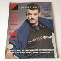 The Face Magazine Issue 56  Dec 84 w/ David Bailey, Jean Michel Basquiat