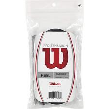 Wilson - WRZ401200-pro Overgrip Sensation - Paquete de 30- Negro