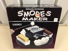S'MORES MAKER by HOFFRITZ (LARGER SQUARE HEATING SURFACE, BRAND NEW / SEALED)!!!
