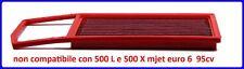 Filtro Aria sportivo BMC FIAT 500 / NUOVA 500 (150)1.3 MJET 95CV EURO 6 2016->