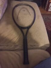 Head Pyramid Tech Xl Supersize 4 1/4 3 Tennis Racket With Cover