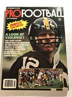 1979 Pro Football Annual PITTSBURGH Steelers TERRY BRADSHAW Super Bowl XIII