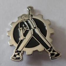 Skinheads Pin Badge, Oi! Ska, 2Tone, 007, Symarip, Al Capone, Toots, Rudi Trojan