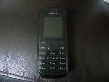 Nokia 109 - Black (Unlocked) Mobile Phone