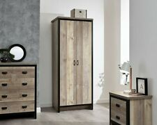 Boston Oak 3 Piece Bedroom Set, Assembly Option, LOCAL DELIVERY