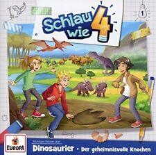 Schlau Wie Vier - 001/Dinosaurier: Der Geheimnisvolle Knoc [New CD] Germany - Im