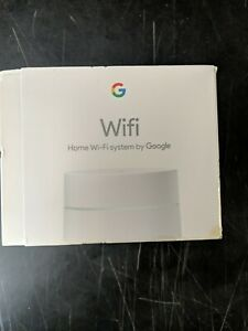 NEW/SEALED Google Home Wi-Fi System AC1200 Dual-band Mesh Router AC-1304