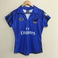 Western Force ISC Super 14 Authentic 2006 Rugby Jersey Womens Ladies 10