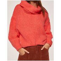 Anthropologie Zamora Cowl Neck Lightweight Spring Sweater NEW NWT $118 Size XS
