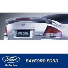 GENUINE FORD FALCON BA BF XR SEDAN REAR SPOILER PRIMED BAF44210AP