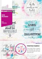 Sew Blessed Anita Goodesign Embroidery Design Machine CD