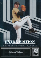 Lot of (10) 2007 David Price RED SOX Donruss Elite Extra Rookie Card rC QUANTITY