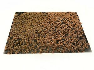 Martin Welberg 2mm Static Grass Tufts w/ Weeds Summer WBPW205 Model Scenery HO
