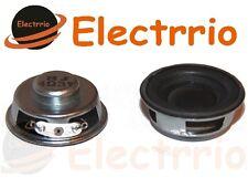 EL2513 2x Altavoz 3W 4Ω Ohmio 40mm 4cm pareja altavoces 3W4R Electrónica Speaker