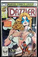 Dazzler #26; Grading: VF+