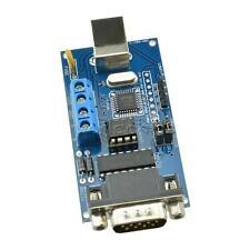 USB to Serial RS232/UART RS485/TTL DB9 Adapter Converter Module FTDI FT232BM/BL
