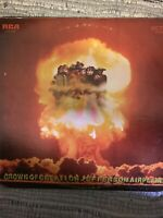 JEFFERSON AIRPLANE CROWN OF CREATION VINYL RECORD- LP VG