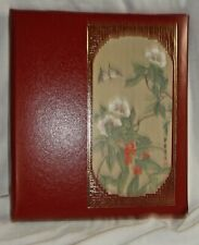 Chinese Style Notebook Diary Planner 6 Ring Notebook