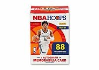 2020-21 Panini NBA Hoops Basketball Blaster Box | Brand New | Factory Sealed