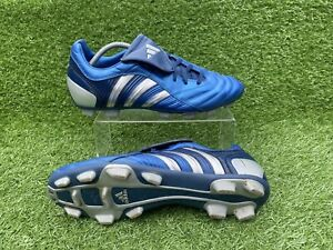 Adidas Predator Pulse Football Boots [2004 Very Rare] FG UK Size 12