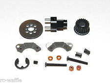 XRA340004 TEAM XRAY RX8 2016 SPEC 1/8 ON ROAD BRAKE SET WITH HUB AND PULLEY