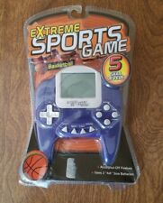 Extreme Sports Game Basketball Handheld Sports Gaming Device Brand New!