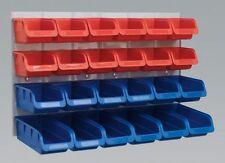 Sealey TPS132 Bin & Panel Combination 24 Bins
