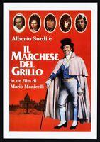 Cartel Marqués De Grillo Alberto Paloma Mario Monicelli Cine Cartel E50
