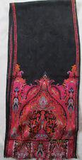 Echarpe RALPH LAUREN  soie  vintage Scarf  30 x 130 cm