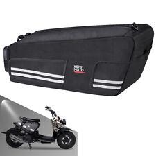 Motorcycle Under Seat Storage Luggage Bag Saddlebag Ruckus Fit For Scooter Honda