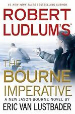 The Bourne Imperative by-Eric Van Lustbader (Unabridged CD) NEW