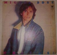 Miguel Bose - Chicas LP PRENSA Venezuela