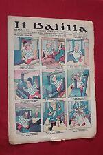 rivista a fumetti IL BALILLA Supplemento Popolo d'Italia ANNO XII N.49 (1933)