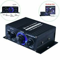 400W Power Digital Amplifier HiFi Stereo Audio Car Amp MP3 USB AUX