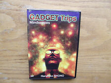 Gadget Trips: Mindscapes (DVD, 2002) Haruhiko Shono - New