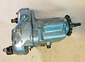 Triumph Transmission Pre-Unit T100 T110 TR6 Bonneville • 1959–'62
