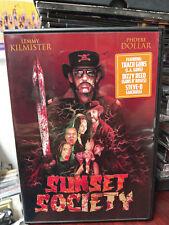Sunset Society DVD Rock n Roll Vampire Tale Lemmy Motorhead Ron Jeremy L.A. Guns