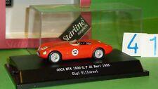 Starline 1/43 Osca MT4 1500 G.P. di Bari,1956 #12 Gigi Villoresi, rossa.