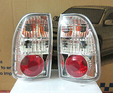 DONUT TAIL LIGHTS REAR LAMPS MITSUBISHI TRITON MK UTE PICKUP 95-05 ALTEZZA 96 97