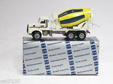 Volvo NL10 Cement Mixer Truck - 1/50 - Conrad #4744 - MIB