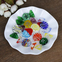 1/5/10Pcs Vintage glass sweets wedding party candy Christmas decoration gRKUS