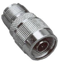 Adapter NC-1465 -  N-Stecker / PL-Buchse